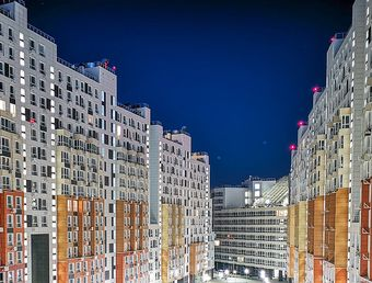 квартиры в ЖК Парад Планет