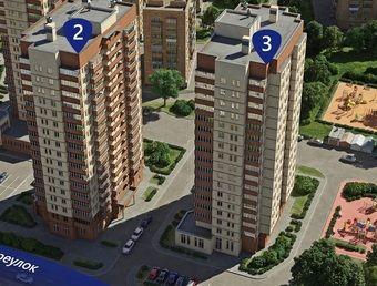 квартиры в ЖК Пустовский