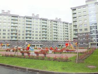 квартиры в ЖК Славянка 128