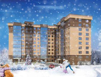 квартиры в ЖК ПущиноГрад