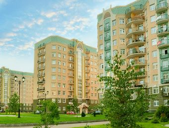 квартиры в ЖК Усово Парк
