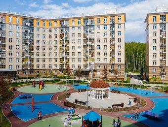 квартиры в ЖК Рассказово