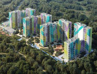 квартиры в ЖК Сказочный лес