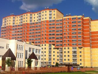 квартиры в ЖК Мещерихинские дворики