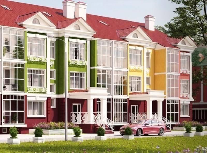 квартиры в ЖК Бакеево-парк