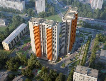 квартиры в ЖК Ельнинская 14Б