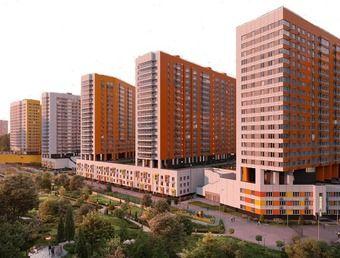 квартиры в ЖК Радужный Краски жизни