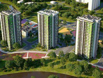 квартиры в ЖК Эко-квартал Аквилон Митино