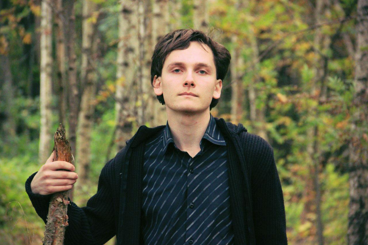 Антон Кольцов: пианист и литератор, живущий в Пушкино с рождения.